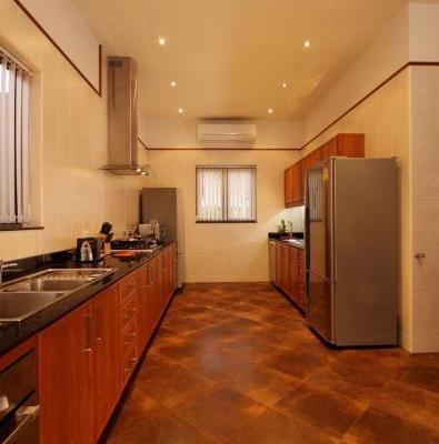 Villa - Kitchen