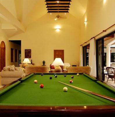 Villa1 - Living Room
