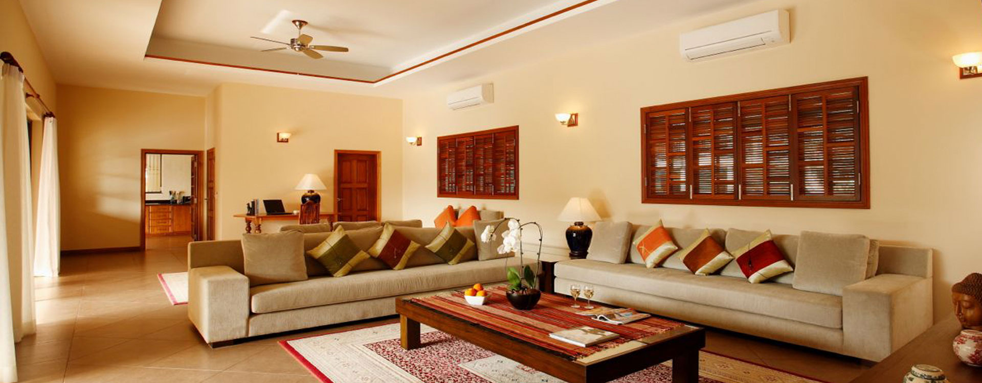 Villa2 Living Room