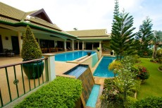 Villa 1 - Garden And Child's Pool