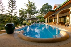 Villa 1 - Poolside Terrace