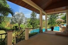 Villa 1 - Private Terrace